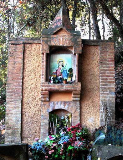 font de Santa Llucia - Sant Coloma Farnes_01
