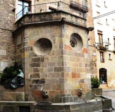 Font Esglesia de Solsona