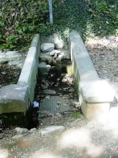 Urbanitzaci de mil pins fonts naturals aigua muntanya - Can font les franqueses ...
