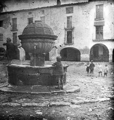Treta del fons fotogràfic del Sr. Josep Salvany - 1921