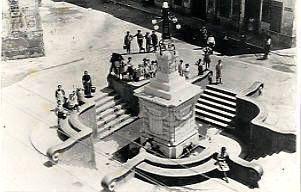 Olesa de Montserrat -pla_a_de_les_font_any_1926_01
