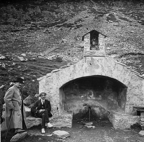Queralbs - Nuria - FT Sant Gil 1918