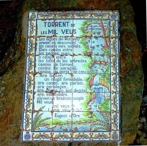 Torrent Montseny RACC - Gualba