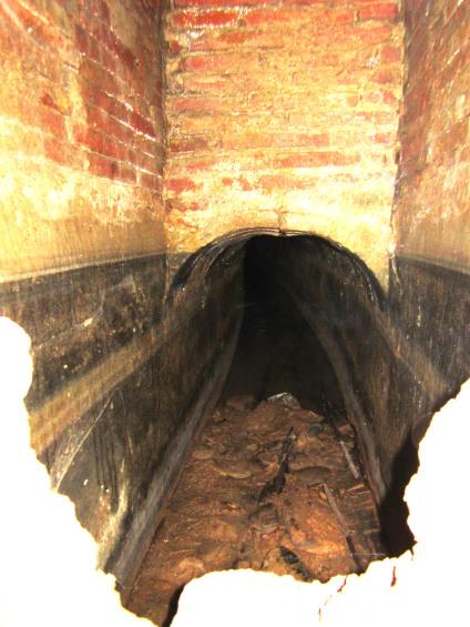 Interior - Mina Feixes Torre del Canonge - Actual