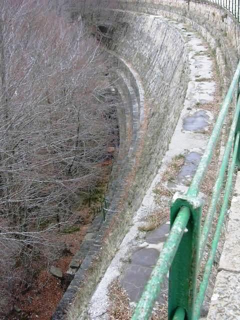 Panta de santa Fe - Mur 4