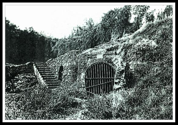 Mina - Font de Marcel.li a principis del segle XX