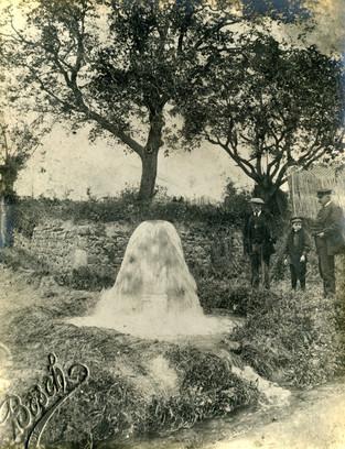 Manantial de Canovelles - 1913