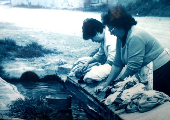 Rentant a Ca l'espina anys 1983_01
