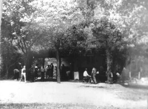 Fotografia de l'Arxiu de Roquetes