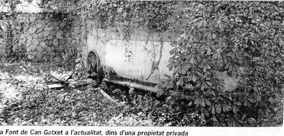 Sant Cugat - Mira Sol - Ft de Can Gatxet