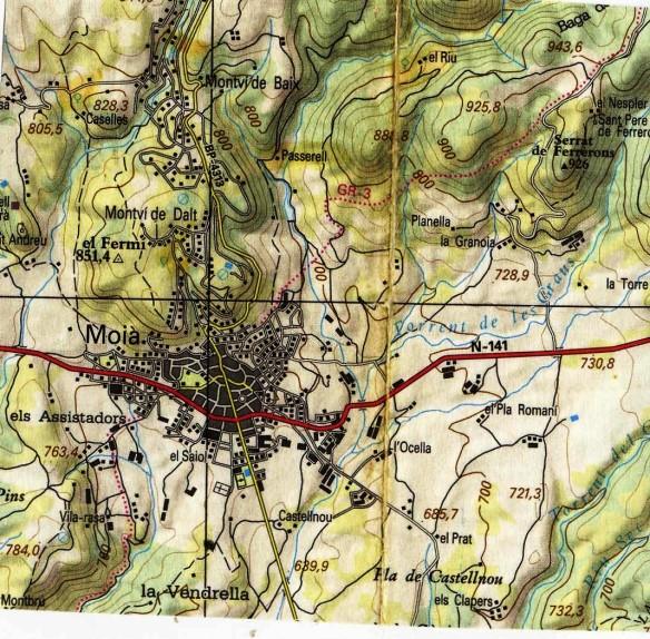 A - Mapa situació