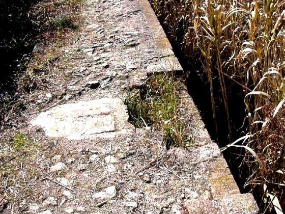 Punt sortida de l'aigua de la Bassa_01