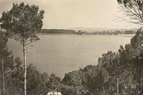 Banyoles any 1950