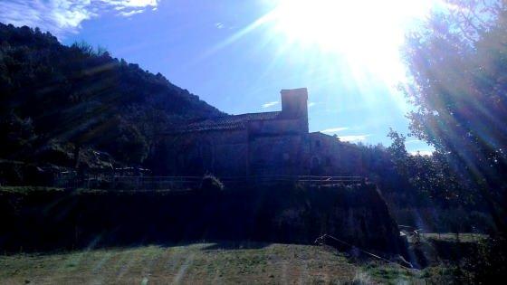 L'Església d'Aiguafreda de Dalt