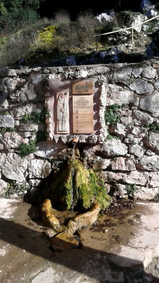 Font d'Aiguafreda de Dalt