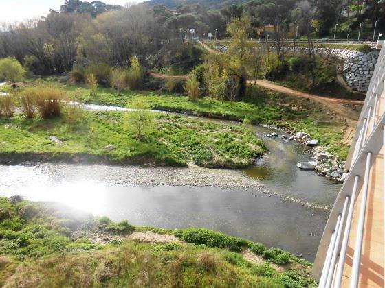 Aiguabarreig rius Congost i Mogent : Neix el Besos