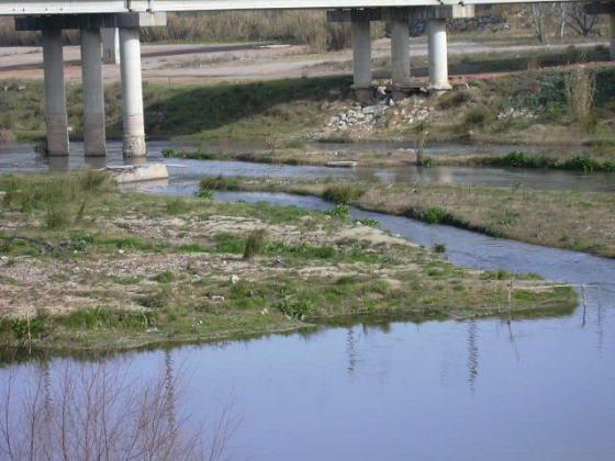 Aiguabarreig rius Anoia i Llobregat