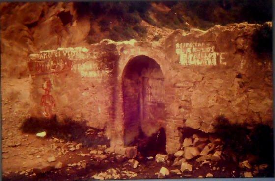 Font Muguera any 1986. estat lamentable - Arxiu RASOLA
