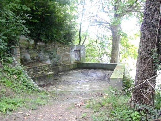 Font de Puig-Rubí de Baix actualment
