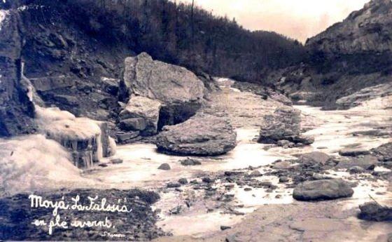 Moià - Font Falzia- Any 1920