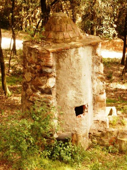 Pou ermita de Sant Hisidre