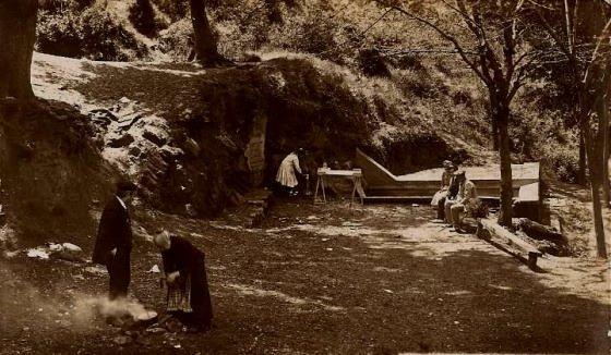 A principis del segle passat- Arxiu Rasola