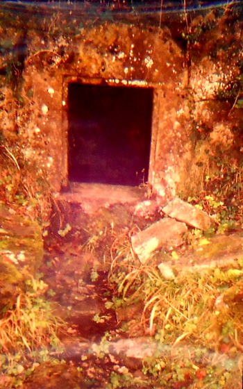 la Font de la Rovira de dalt - ant 1986 - Arxiu Rasola