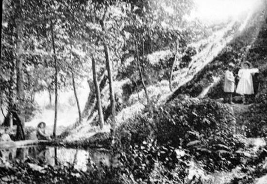 Font del Pont - A principis del segle XX
